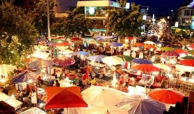 会场活动策划|花椒旅行-来泰国怎能不逛夜市