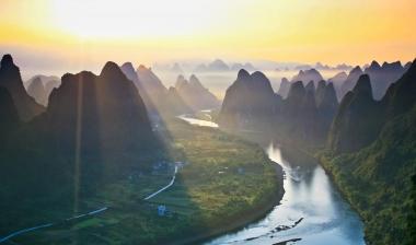 门店活动策划|花椒旅行卡-山水相逢到漓江!